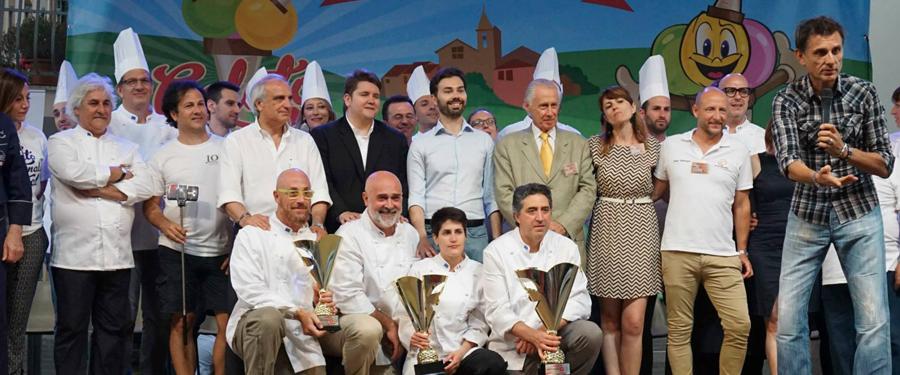 Foto di gruppo Coppa